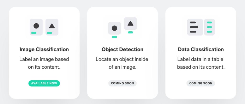 現在は画像分類のみ。将来的に物体検出・データ分類も行える | ノーコードで機械学習・人工知能モデルの訓練が行える無料ツール「Lobe」を紹介!