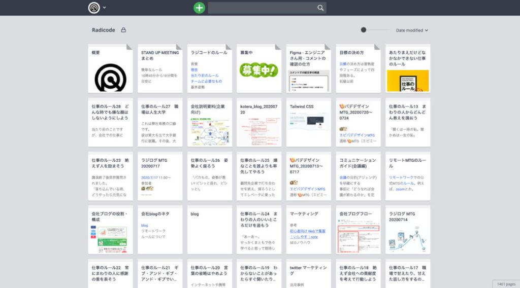 scrapbox / ラジコードで利用しているコミュニケーションツール(ソフトウェア編)