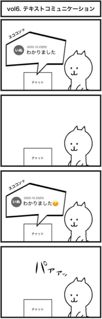 vol.6 テキストコミュニケーション