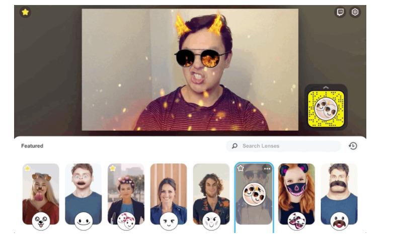Snap Camera / [ 逆引き ] 楽しむリモートコミュニケーション!遊び心のあるツール「Pragli」の使い方(ユーザー設定編)