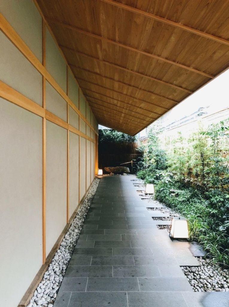 軒下 / 由縁 新宿 温泉旅館