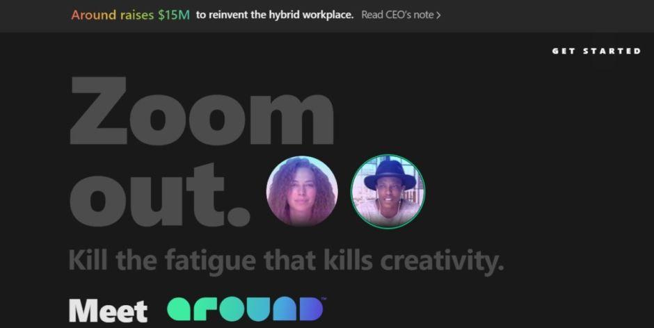 新ビデオ会議ツールaround.coとは?zoomとは違う4つの優れた機能を紹介!